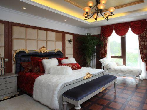 优雅温暖美式装修风格家居