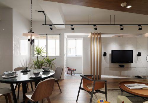 2016简约风格餐厅吊顶装潢设计