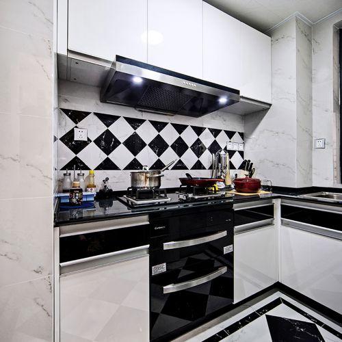 时尚现代风格设计厨房效果图欣赏