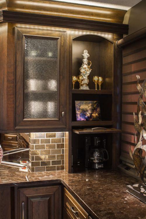 新古典风格厨房橱柜图片欣赏