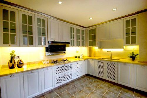 新古典风格厨房家居装修效果图
