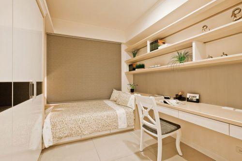 精致新古典米色儿童房装潢案例