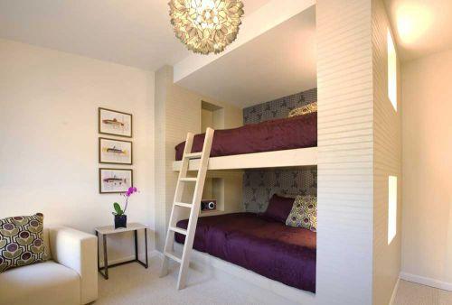 浪漫新古典主义儿童房装修设计
