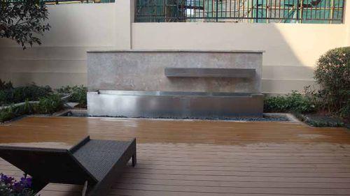 简约阳台庭院设计