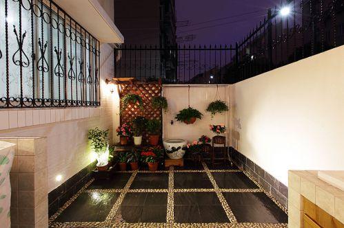 2016美式风格休闲阳台装修案例