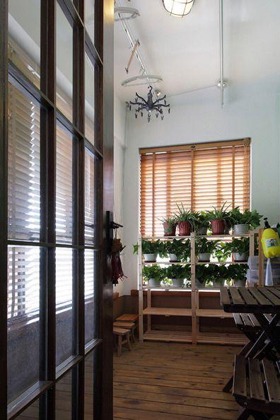 新古典阳台装修图片