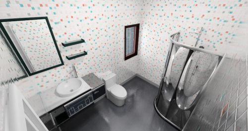 2016创意简约风格灰色卫生间设计图片