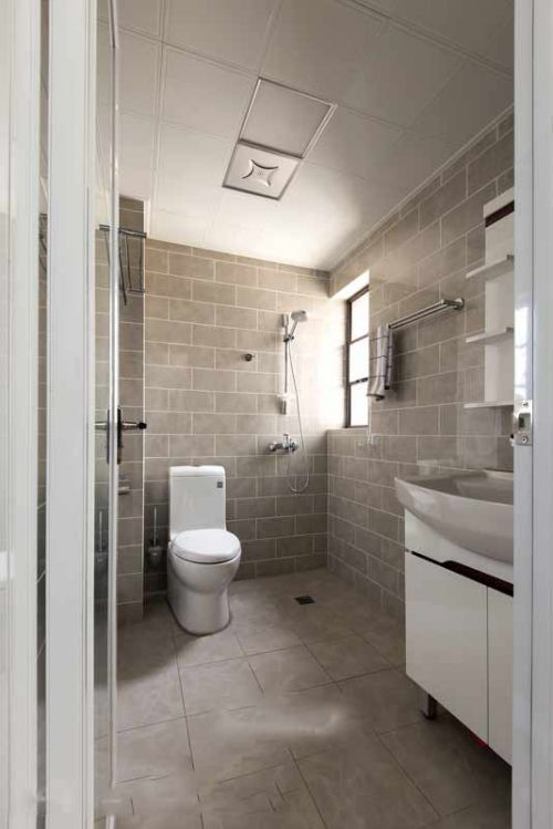 2016简约特色卫生间装修图片