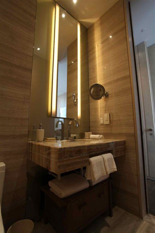 2016简约风格高端品质卫生间装修布置