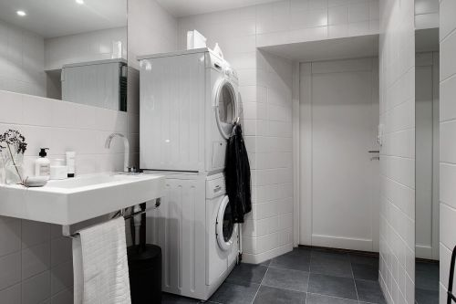 简约时尚卫生间效果图设计
