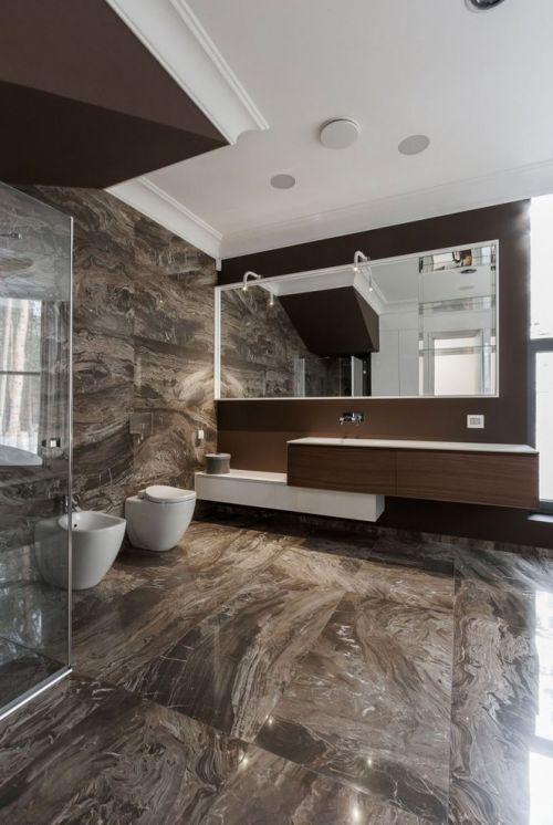 大气清爽时尚现代风格卫生间设计