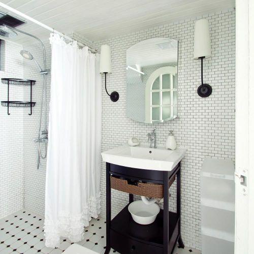 精致休闲简约风格卫生间装修设计