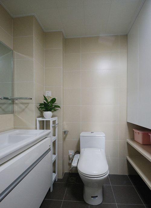 现代风格清爽自然卫生家装潢设计