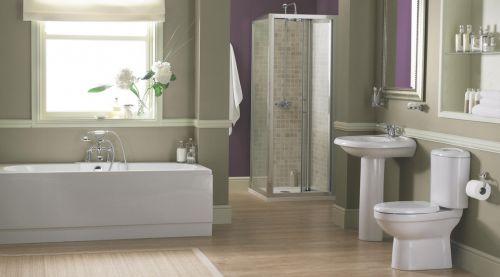 现代雅致卫生间设计图片