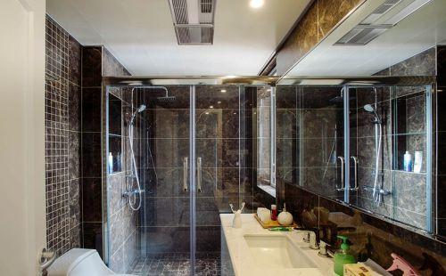 现代风格卫生间装修图欣赏