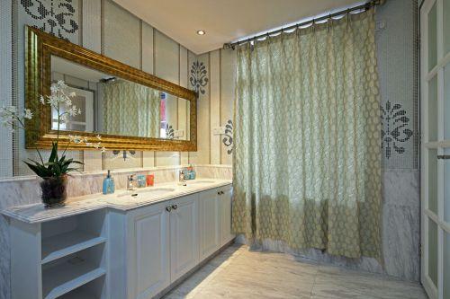 雅致2016欧式卫生间装潢设计