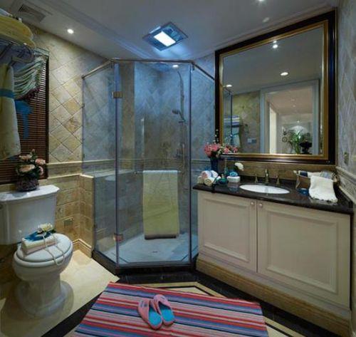 欧式卫生间装修设计