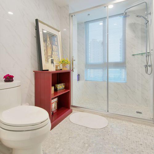 简约美式设计卫生间大全