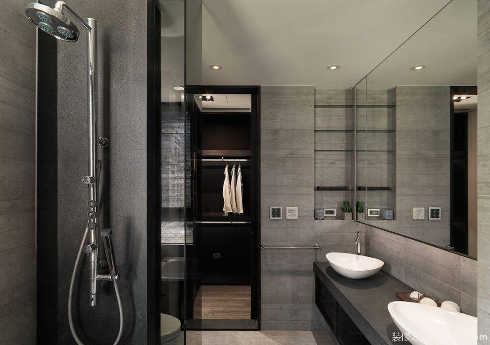 厕所 家居 设计 卫生间 卫生间装修 装修 990_697