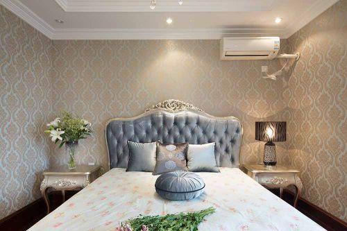 欧式卧室装修案例欣赏