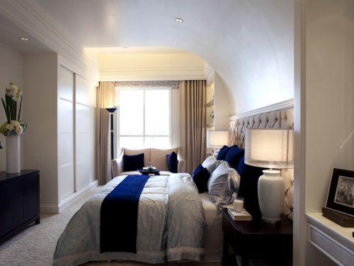 2016简约风格精致卧室装修设计图欣赏