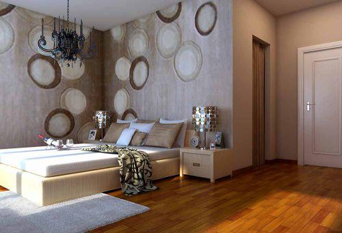 简约创意十足卧室装修装饰