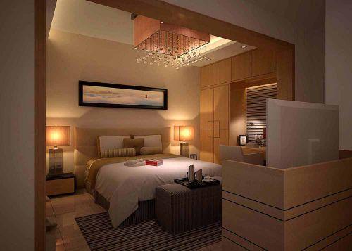 简约卧室装修设计图