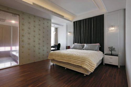 舒适温馨现代简约风格卧室装修效果图片