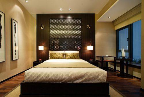 现代雅致卧室装修美图