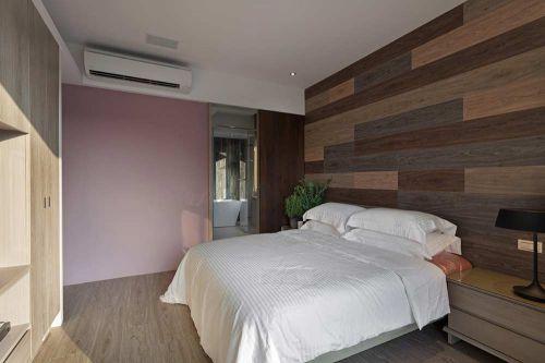 简约质朴卧室装饰案例欣赏