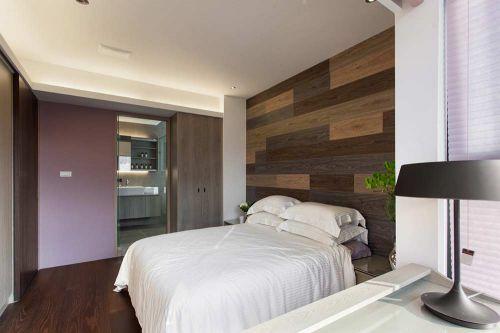 2016简洁利落现代风格卧室布置装潢