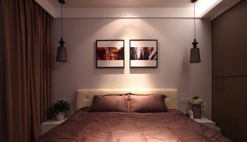 简约雅致卧室设计图片