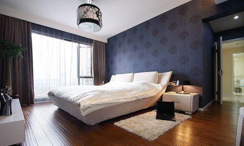 简洁现代风格卧室设计装修