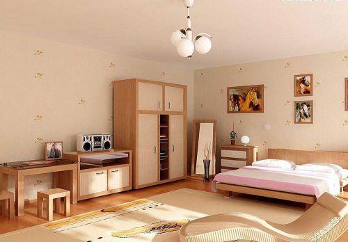 简约现代卧室装修效果展示