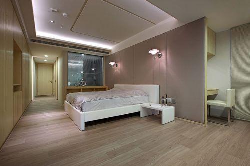 简洁现代风格卧室美图欣赏