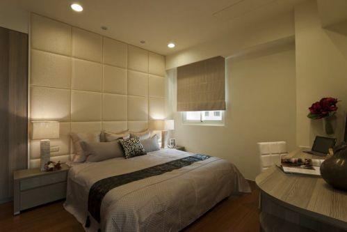 现代风格2016卧室装修设计案例