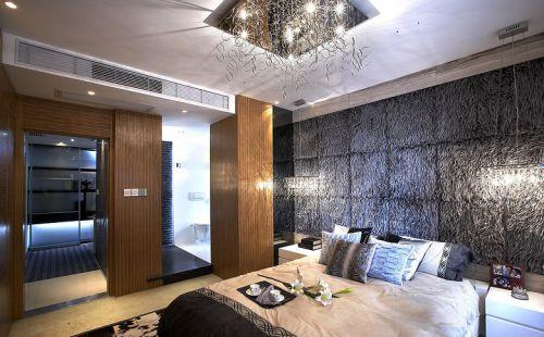 现代风格卧室装修设计案例