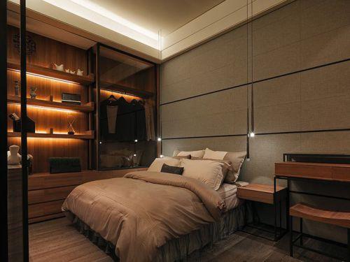 现代舒适时尚2016卧室装潢设计