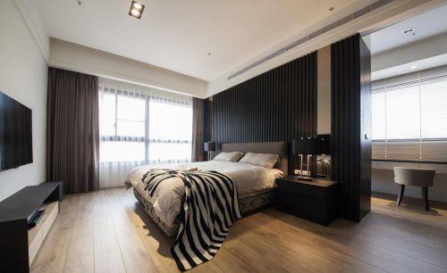 现代都市2016米色卧室装修