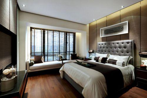 都市时尚现代风格卧室美图赏析
