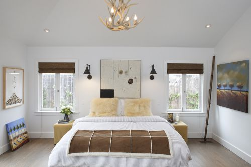 现代风格卧室装饰设计图片