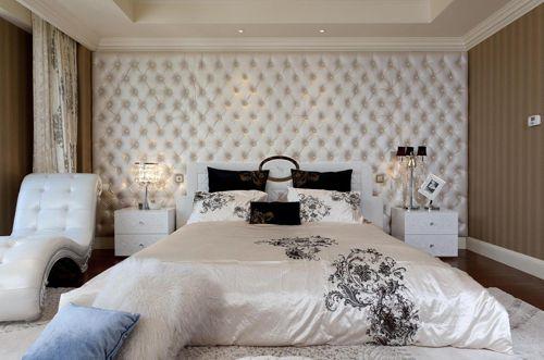时尚现代风格卧室设计装修