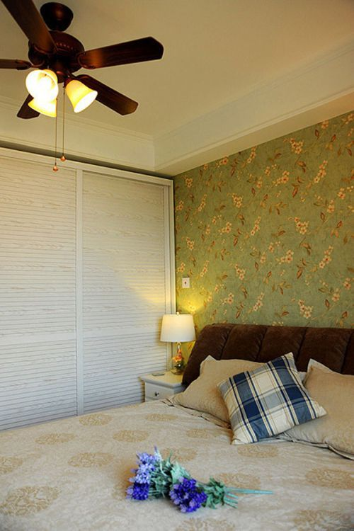 2016地中海风格卧室装修案例