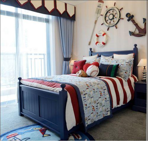 地中海风格卧室设计案例