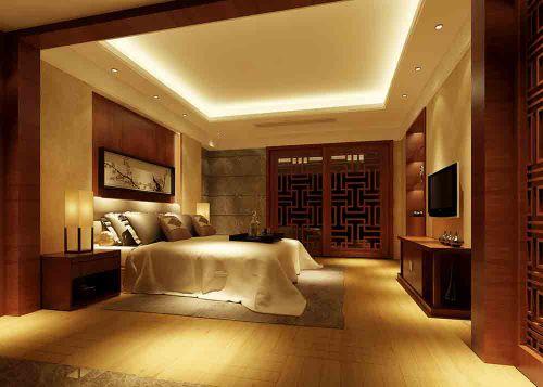 中式特色卧室装修设计