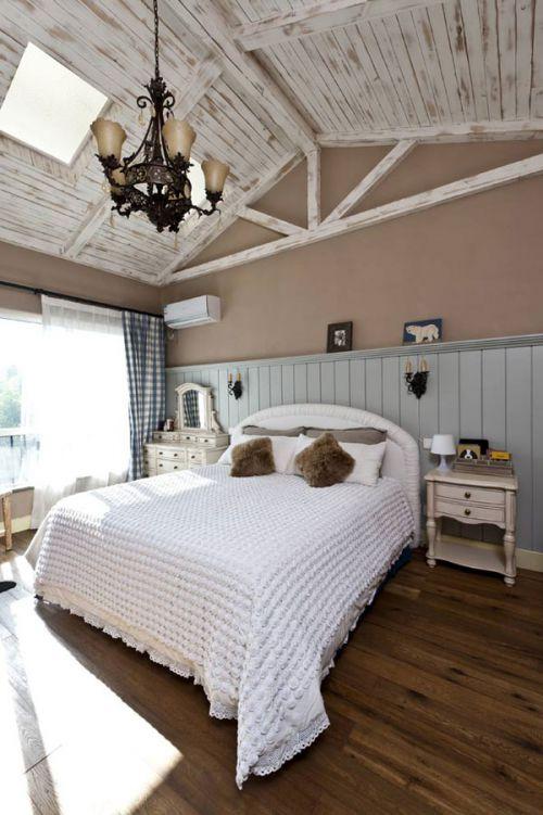 地中海风格卧室装饰案例欣赏