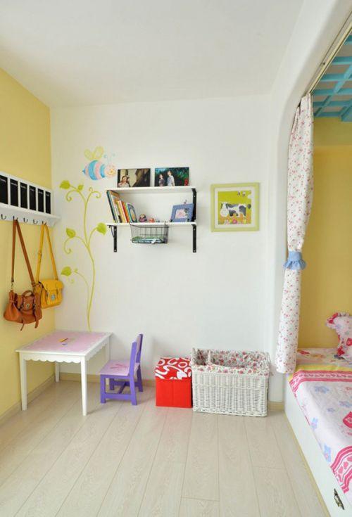 休闲地中海卧室装潢设计