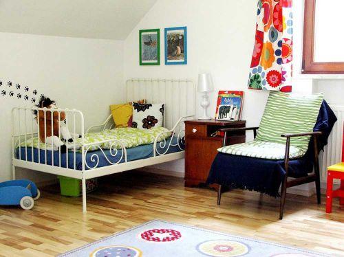 简欧风格精致舒适卧室装修布置