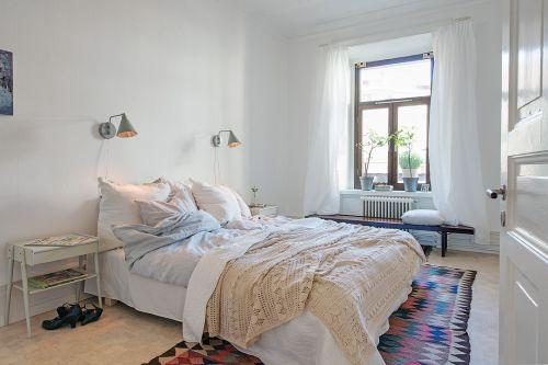 简欧卧室装饰设计效果图