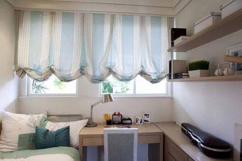 东南亚卧室装修效果图